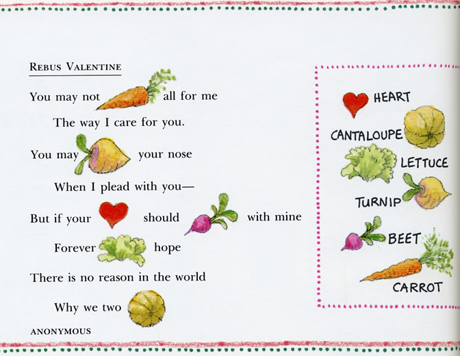 Riddles for valentines day